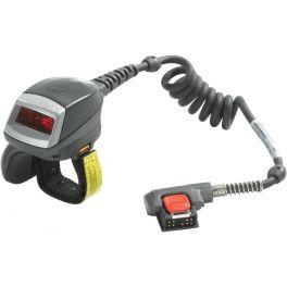 Zebra RS419 Laser Cinzento Wearable bar code reader