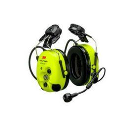 Peltor WS ProTac XPI - versão capacete
