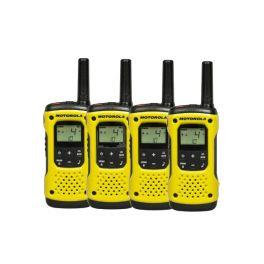 Pack Quarteto Motorola TLKR T92 H₂O