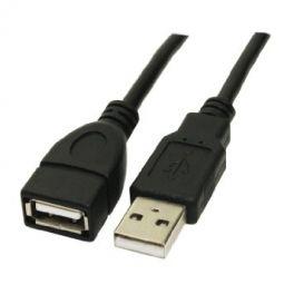 Cabo alargador USB 5m