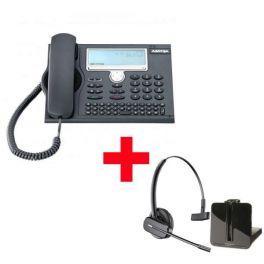 Aastra 5380 mais auricular Plantronics CS540