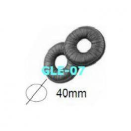 Almofadas de semi couro Freemate GLE-07