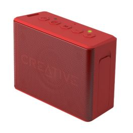 Creative MUVO 2c - Vermelho
