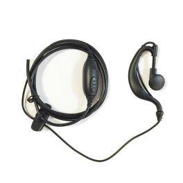 Auricular contorno de orelha conexão Motorola 2 pin