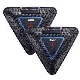 Par de Microfones adicionais AVer VC520 Pro