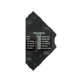 Placa traseira para base de auriculares Sennheiser DW