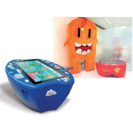 Mesa interativa MultiClass Kid Azul