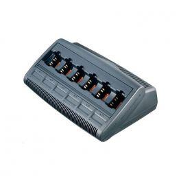Carregador múltiplo com 6 espaços para Motorola DP3441