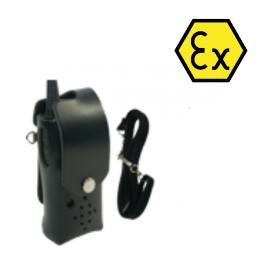 Bolsa de couro para Entel HTXX2 Radios