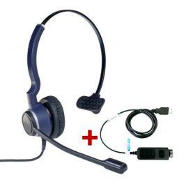 Cleyver HC20 QD + Cabo adaptador USB DSU011M QD