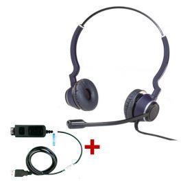 Cleyver HC25 QD + Cabo adaptador USB DSU011M QD