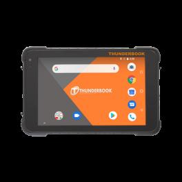 Thunderbook Colossus A801 con código de barras