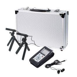 Olympus DM-720 + bolsa CS150 + 2 microfones ME-30W + auriculares E39