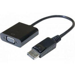 Conversor ativo Display Port 1.2 a VGA - 15cm