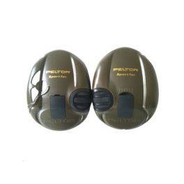 Cobertura para protetor auricular Peltor Sporttac - Verde