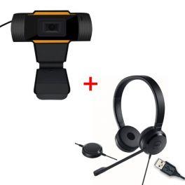 Dell Pro UC150 com Webcam USB para PC