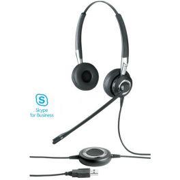 Jabra Biz 2400 II Duo MS USB e Bluetooth