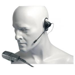 Auricular e microfone Entel HT