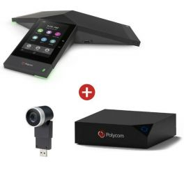 Polycom Realpresence Trio 8500 Collaboration Kit com EagleEye Mini