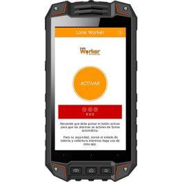 Smartphone Atex i.safe IS520.1 sem câmara + App Lone Worker