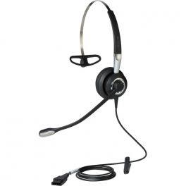 Jabra BIZ 2400 II Mono, 3 aplicações com microfone ultra cancelamento