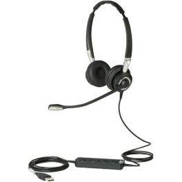 Jabra 2400 II Duo USB Antirruído - Skype for Business