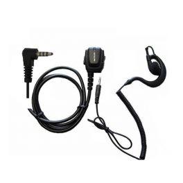 Micro-auricular ergonómico Dynascan Vertex Y-VX + Auricular gancho