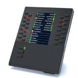 Módulo M685i para telefones SIP Aastra