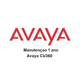 Manutenção 1 ano para Avaya IX CU360