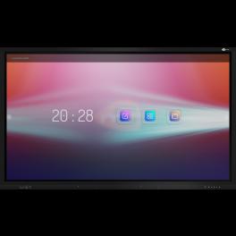 Ecrã interativo MultiClass 75'' 4K 20 toques