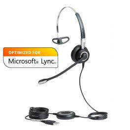 Jabra BIZ 2400 II Mono USB, Bluetooth e Certificado Skype Empresarial