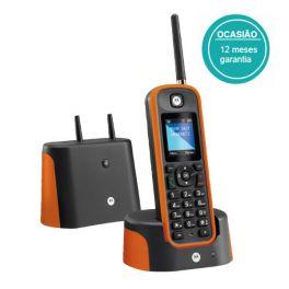 Motorola O201 Laranja - Ocasião