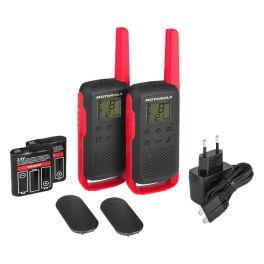Motorola TLKR T62 - Vermelho