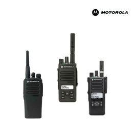 Programação walkie talkies Motorola