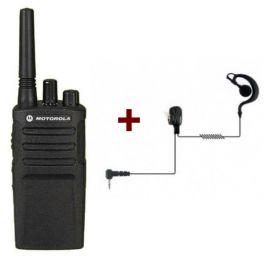 Motorola XT420 + Kit contorno para Motorola XTNI, XTK