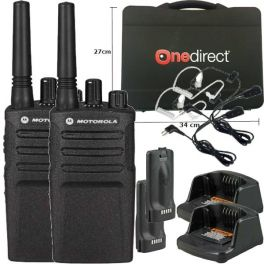 Pack 2 Motorola XT420 + 2 Kit Bodyguard + 1 Mala
