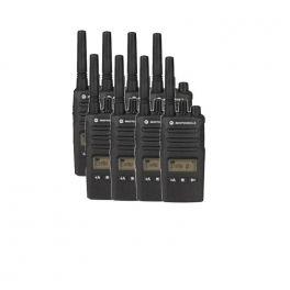 Pack de 8 Motorola XT460