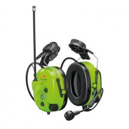 Peltor 3M Litecom WS6 - Aplicação capacete