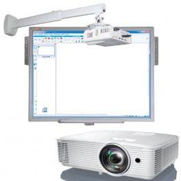 Pack Basic Corto: Quadro multiClass + projetor + suporte