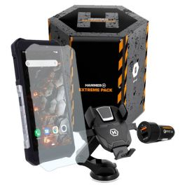 Hammer Extreme Pack Iron 3 LTE - Black Silver