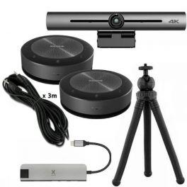 Pack videoconferência MAXHUB com Barra 4K