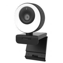 Cleyver Webcam HD com aro de luz