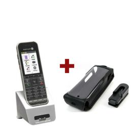 Alcatel-Lucent 8242S DECT + bolsa para telefone