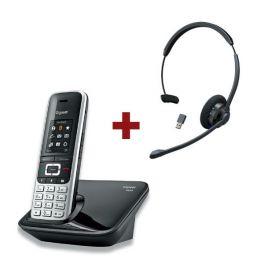 Gigaset S850 + Auricular Bluetooth Cleyver HW60 UC