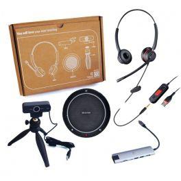 Pack Flextool com cabo - solução de videoconferência
