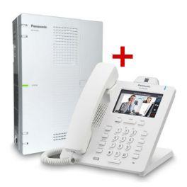 Central Panasonic KX-HTS32 + Panasonic KX-HDV430