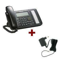 Panasonic IP KX-UT136 + Alimentador para Panasonic IP KX-UT1XX
