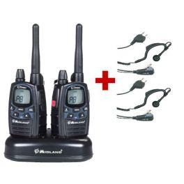Midland G7L PRO + F2 kits MA21LI