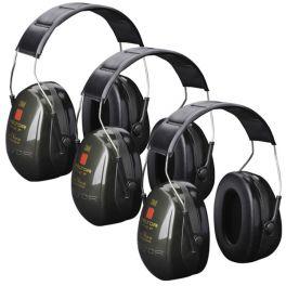 3M Peltor Optime II - pack trio