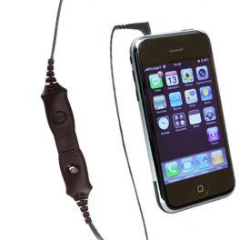 Cabo conexão para IPHONE 5 e 4S estéreo